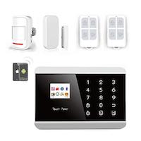 Hd-Line Haus-Alarm Kit GSM