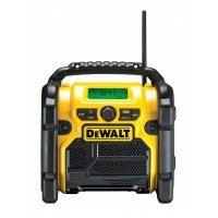 DeWalt DCR019 Baustellenradio Test
