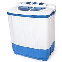 TecTake® 4,5 kg Mini Waschmaschine
