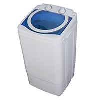 Syntrox Germany Mini Waschmaschine 7 Kg mit Schleuder