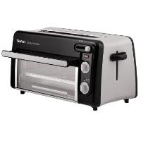 Tefal Toast n' Grill TL6008 2in1 Toaster und Mini-Ofen (1300 Watt) im Vergleich