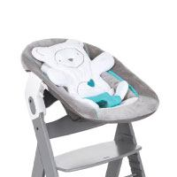 Hauck 661888 Alpha Bouncer 2 in 1, Babywippe, grau