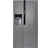 LG Electronics GSL 461 ICEZ Side-by-Side Kühlschrank Test