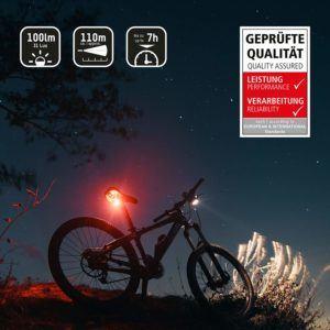 Die wichtigsten Vorteile von einem Fahrradbeleuchtung Testsieger in der Übersicht