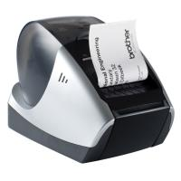 Brother QL570 Etikettendrucker Test