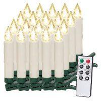 Deuba 105264 Weihnachtsbaumbeleuchtung kabellos Test