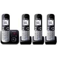 Panasonic KX-TG6824GB Telefonanlage Test
