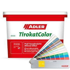 Gestellte Fragen zu Fassadenfarben im Test und Vergleich
