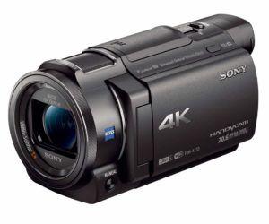 Wie lang ist die garantie bei einem Filmkamera Testsieger