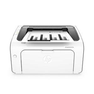 Der LaserJet-Pro-M12w-Laserdrucker von HP ist sehr stabil im Test