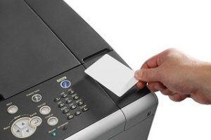 Der C532dn Laserdrucker von OKI ist sehr leicht zu bedienen im Test
