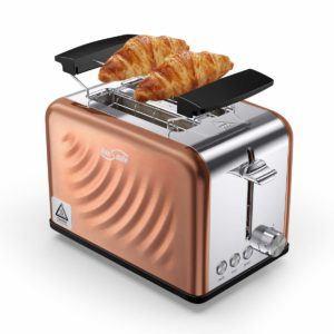 Anzahl der einstellbaren Bräunungsgrade bei Toaster im Testvergleich