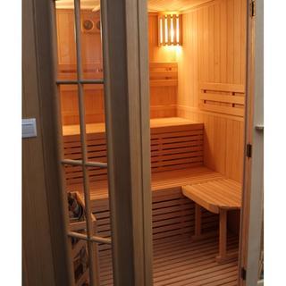 Welche Arten von Sauna gibt es in einem Test?