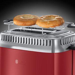 Bräunungsgrad ergibt kaum Unterschiede bei Toaster im Test und Verlgeich