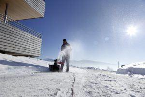Die Elektro-Schneefräse im Test und Vergleich
