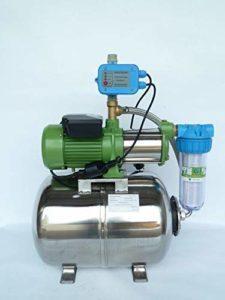 Die Entwicklung von Hauswasserwerk im Test und Vergleich