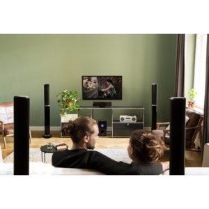 Die Entwicklung von Home Cinema im Laufe der Zeit im Testvergleich