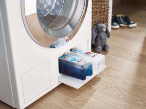 Wie lange dauert die Garantie bei einem Waschtrockner Testsieger?