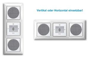 Beste Hersteller aus einem Unterputz-Radio Testvergleich