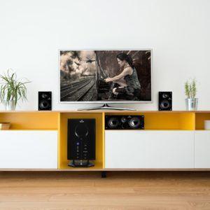 Home Cinema 5.1 System im Test und Vergleich