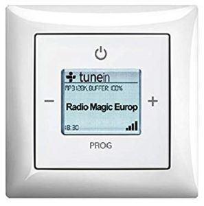 Der Komfort vom Unterputz-Radio Testsieger im Test und Vergleich