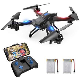 Qualität und Funktionen der Kamera als Test-Kriterium für Drohnen
