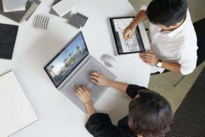 Diese Testkriterien sind in einem Surface Laptop Vergleich möglich