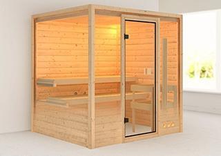 Was ist eine Sauna Test und Vergleich?