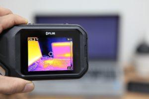 Was ist ein Wärmebildkamera Test und Vergleich?