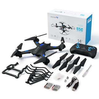 Die Drohne von Pengrui im Test und Vergleich