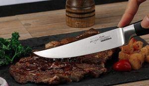die verschiedenen Anwendungsbereiche aus einem Steakmesser Test bei RTL-Vergleich