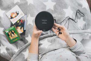Welche Arten von CD Players gibt es in einem Testvergleich?