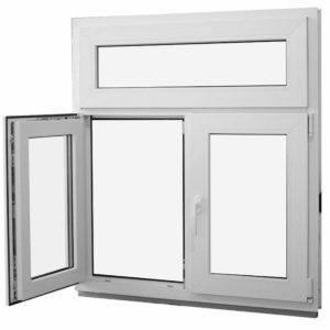 Welche Arten von Kunststofffenster gibt es in einem Testvergleich?