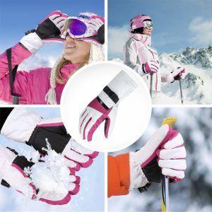 Welche Arten von Skihandschuhen gibt es in einem Testvergleich?