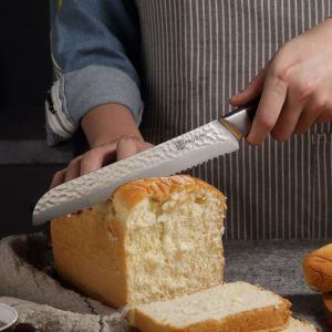 Die Handhabung Brotmesser im Test und Vergleich
