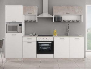 Diese Testkriterien sind in einem barrierefreie Küche Vergleich möglich