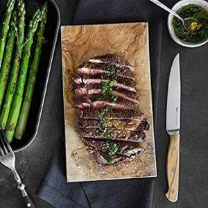 Diese Testkriterien sind in einem Steakmesser Vergleich möglich