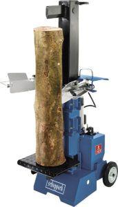So werden die Holzspalter im Testvergleich getestet