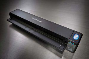 Vergleichsieger Fujitsu iX100 Handscanner im Test und Vergleich