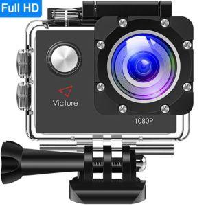 Victure Actioncam Full HD 1080P 12MP im Unterwasserkamera Test und Vergleich