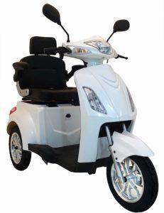 Vorteile aus einem VITA-CARE-1000 Elektromobil Testvergleich