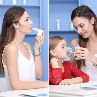 Was ist ein Inhalationsgerät Test und Vergleich?