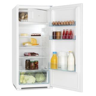 Alle Zahlen und Daten aus einem Einbau Kühl Gefrierkombination Test und Vergleich