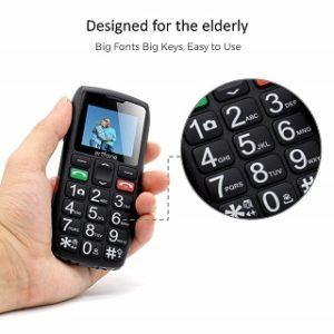Das Seniorenhandy Testsieger suchen und kaufen