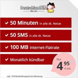 Abschluss von einem Prepaid Internet Tarif im Test und Vergleich