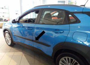 Der aktive Spurhalteassistent Hyundai Kona Test und Vergleich