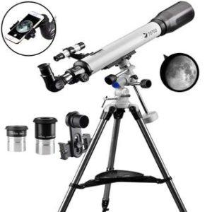 Die besten Alternativen zu einem Teleskop im Test und Vergleich