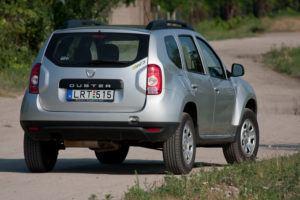 Dacia Duster Sicherheit im Test und Vergleich