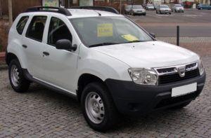 Dacia Duster Test und Ergebnisse im Vergleich