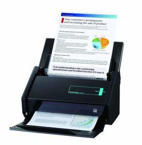 Der Fujitsu PA03656-B301 Scanner im Test und Vergleich